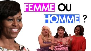 Michelle Obama, femme ou homme ?