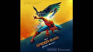 21. The Vulture Returns to His Nest (Spider-Man: Homecoming Complete Score)