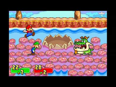 Mario and Luigi: Superstar Saga Review (WiiU Eshop)