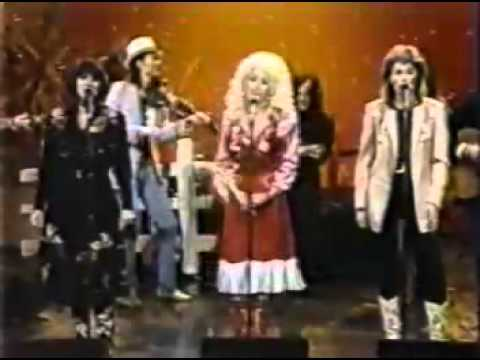 'Those Memories of You' Dolly Parton/Linda Ronstadt/Emmylou Harris feat. Mark O' Connor Solo