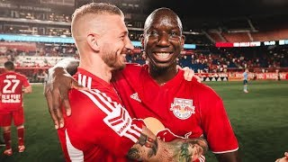 WE ARE RED // HIGHLIGHTS: New York Red Bulls win first New York Derby