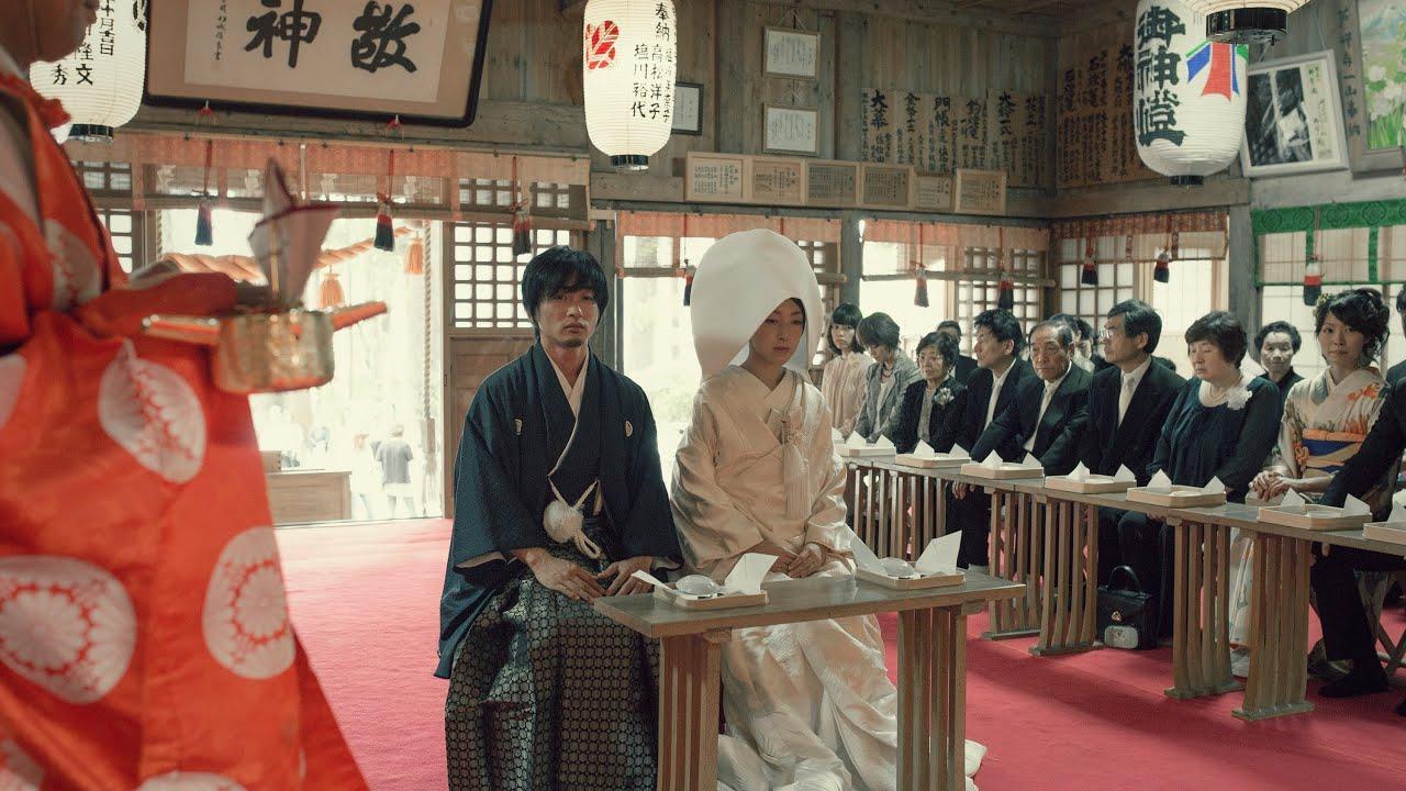 Japanese Traditional Wedding Yoichi Momoko