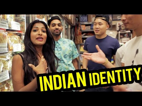 Indian Identity Talk W  Vivaswan & Preity video