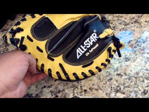All Star CM3100 SBT CATCHERS GLOVE REVIEW
