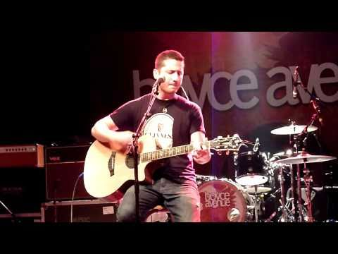Boyce Avenue - Briane Live at Columbia Club 03.11.2010 [HD & HQ]
