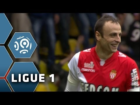 Dimitar Berbatov marque d'un LOB fantastique (5') - Monaco - Nice (1-0) - 20/04/14 - (ASM-OGCN)