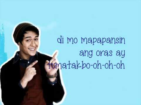 Magsayawan- Enrique Gil (with lyrics)