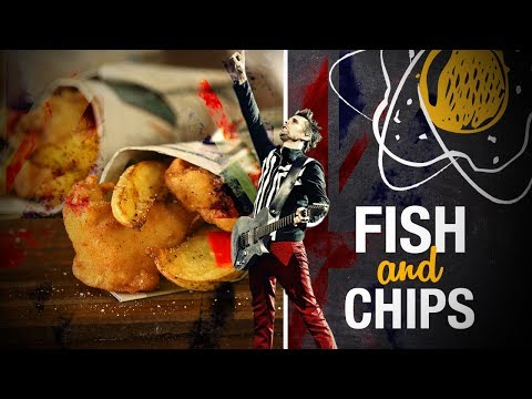 Fish and Chips | Miolos Fritos Culinária Nerd