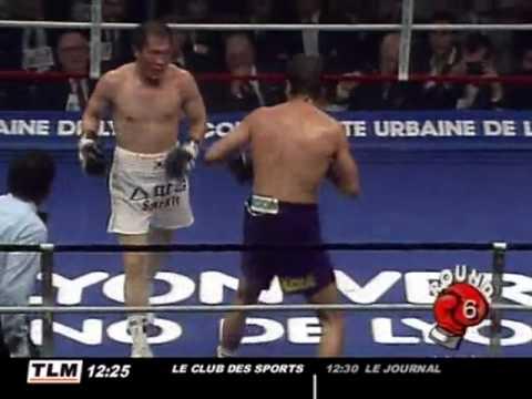 Boxe : Christophe Tiozzo renfile les gants