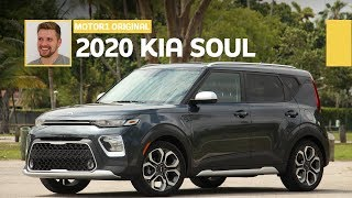 5 Things We Love About The 2020 Kia Soul X-Line