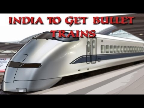 Rail Budget 2014: 1st bullet train between Mumbai and Ahmedabad