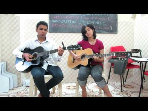 Aashique II - Hum tere bin kahin (Instrumental Cover by Yashu...