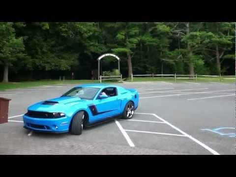 NEW 2014 ROUSH STAGE 3 ALUMINATOR Vs SHELBY GT500 COBRA MUSTANG RS3