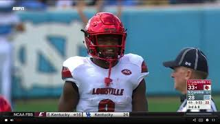 "Lamar Jackson ""Roll In Peace"" 2017-18 Season Highlights (Week 1-2)"