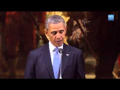 Obama Visits Netherlands - Full Statement