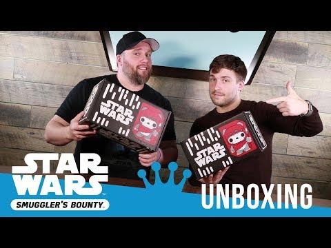 Smuggler's Bounty: Endor Unboxing!