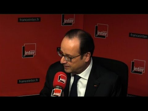 Hollande: taxe sur les transactions financières pour le climat