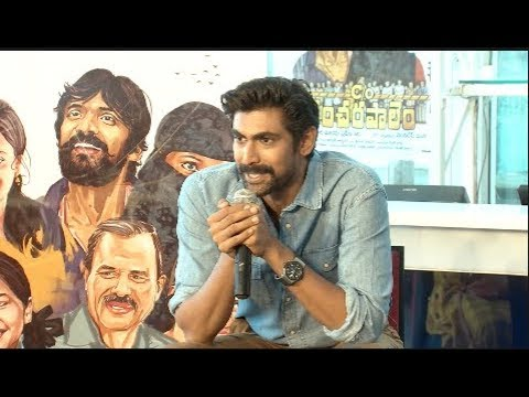 Daggubati Rana Interview with C/o Kancharapalem Cast & Crew