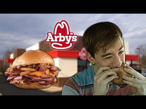 Arby's Bourbon Bacon Brisket Sandwich- Food Review #158