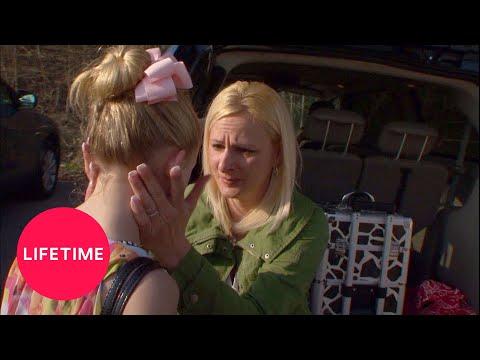 Dance Moms: Christi and Chloe Want to Go Home (Season 1 Flashback) | Lifetime