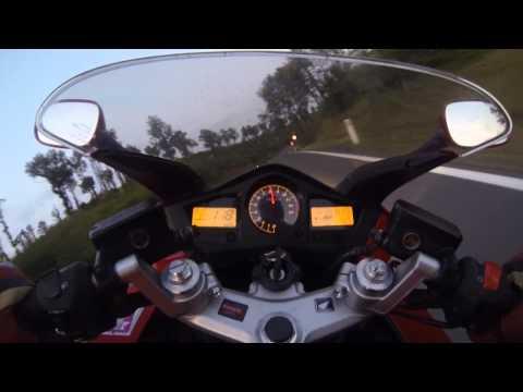 GoPro3 Honda VFR800 VTEC