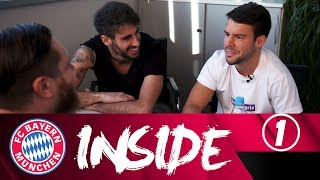 This is how Javi Martínez & Juan Bernat learn German 🇩🇪 - Part1 | Inside FC Bayern