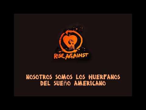 Rise Against, Satellite Subt esp video
