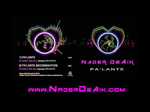 HMMA Nominee/ Nader DeAik - Pa'lante moombahton - Remix by Mike Forst