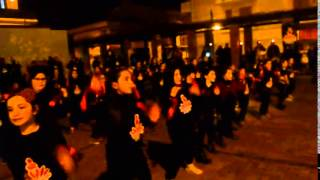 Bellizzi -Flash mob