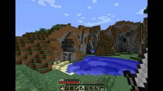 Minecraft Mo'Creatures Mod Survival 5.rész