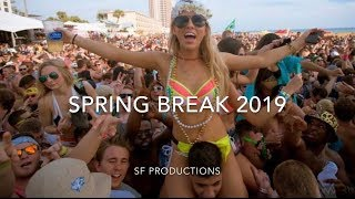 SOUTH PADRE ISLAND SPRING BREAK 2019  (DRUNK INTERVIEWS/VIP EXPERIENCE/CONCERTS)