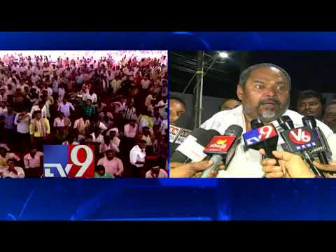 Modi Does Not Deserve Telugu Votes || Actor R Narayana Murthy - TV9