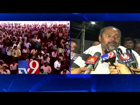 Modi Does Not Deserve Telugu Votes || Actor R Narayana Murthy - TV9