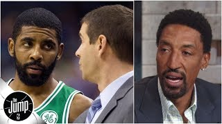 It's 'mind-boggling' that Celtics were watching film right after loss - Scottie Pippen | The Jump