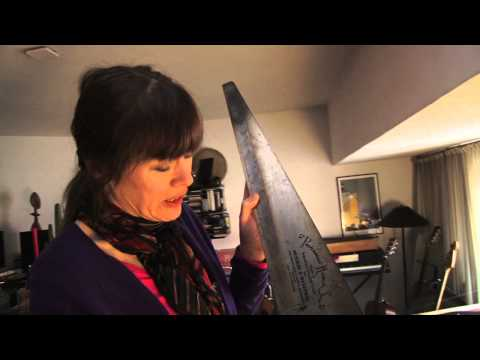 Fay Lovsky in de Virtuele Vitrine van Avro's Opium Radio