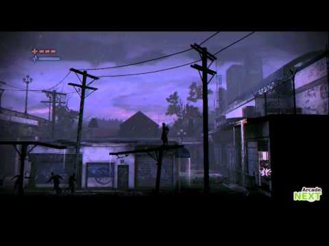 Deadlight | Part 2 of 3 Gameplay Walkthrough (Deutsche Untertitel) 2012 | HD