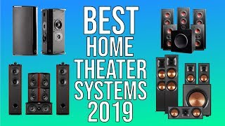 Best Home Theater System 2019 - Top 10 Best Home Theater Speakers 2019