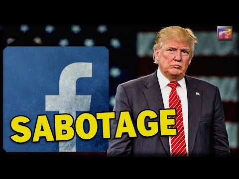 ALERT: Facebook is SABOTAGING Trump and Conservatives - New Report CONFIRMS It!