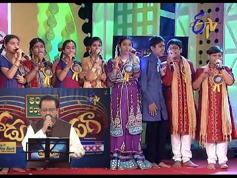 Padutha Theeyaga - పాడుతా తీయగా - 20th October 2014