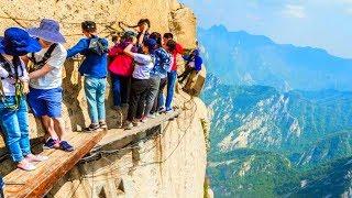 Most DANGEROUS Tourist Destinations In The World!