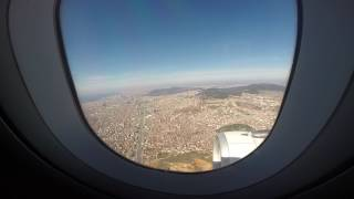 AirBus A320 Take Off From Istanbul Sabiha Gökçen (SAW) Airport GoPro HD