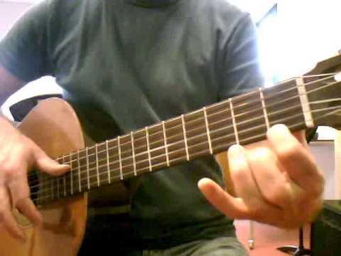 lang zal ie leven - gitaar