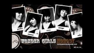 download lagu Wonder Girls- Nobody English Version gratis