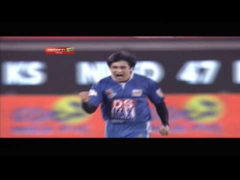 CCL4 Final Karnataka Bulldozers Vs Kerala Strikers 2nd Inn Match in Hyderabad - Part4