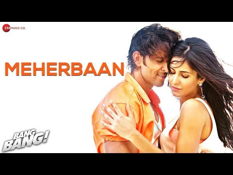 *Exclusive* Bang Bang Meherbaan Video | feat Hrithik Roshan & Katrina Kaif | Vishal Shekhar | HD