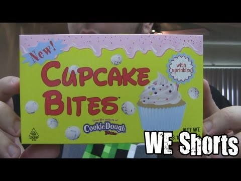 WE Shorts - Cupcake Bites