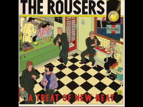 The Rousers - Magazine Girl