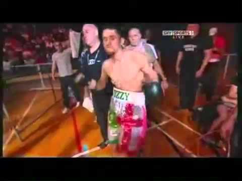Boxeador Bailarin