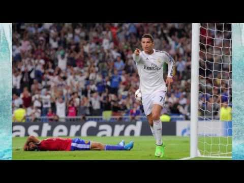 Gareth Bale AMAZING LOB GOAL [Real Madrid 5-1 FC Basel]