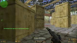CS 1.6 4vs1 ninja defause